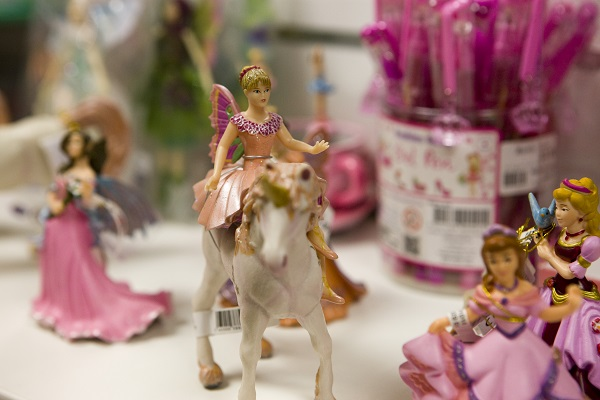 Mainly Toys princess on horse