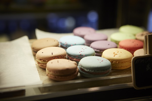 Remuera local macarons