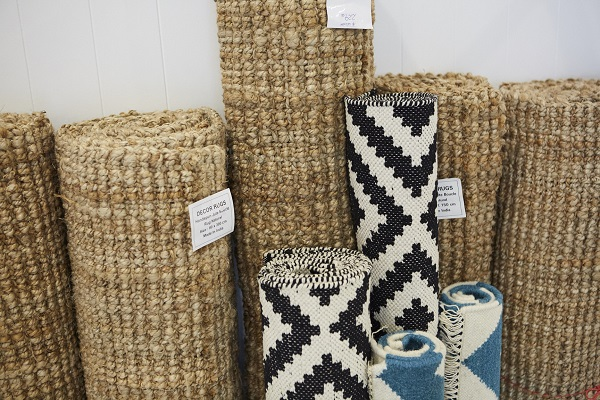 living at home remuera jute rugs