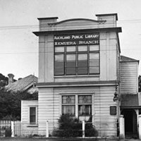 Remuera public library