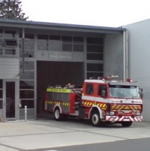 Remuera Fire Station